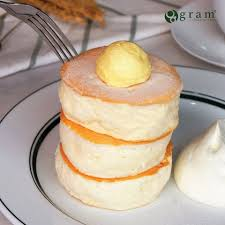 gram pancakes แพนเค้กสไตล์ญี่ปุ่น... - Gram Pancakes Thailand