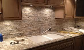 stone kitchen backsplash. 1000+ Images About Kitchen Backsplash On Pinterest   Stacked With Stone A