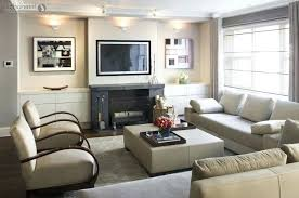 excellent small living room layout ideas fireplace decorating modern with category post tv full size