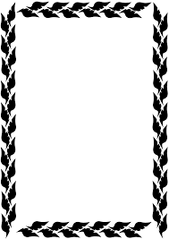 Border Black And White Black And White Border Free Download Best Black And White Border