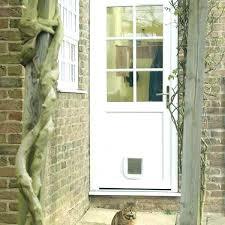 door with cat door built in patio door cat flap insert designs with built in sliding door with cat