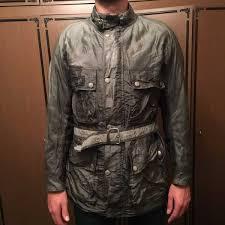 b1 men s belstaff xl 500 vintage grey biker jacket size m belstaff shoes belstaff motorcycle jackets best ers