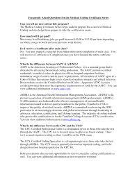 Medical Billing Resume Samples Sample Resume Cover Letter For Medical Billing Valid Medical Billing 46