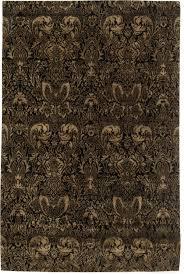 european inspired tibetan rug n11568
