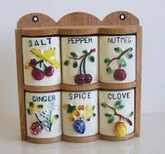 Decorative Spice Jars Vintage Cookbook Brer Rabbit Molasses Cook Book Recipes 43