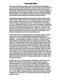 julius caesar essay gcse english marked by teachers com  william shakespeare · julius caesar page 1 zoom in