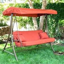 patio swings with canopy 3 seat swing replacement inspirational best 9 cushioned