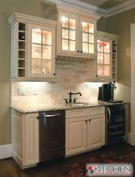 amazing bar area with white glass door cabinets fascinating kitchen cupboards ikea reviews
