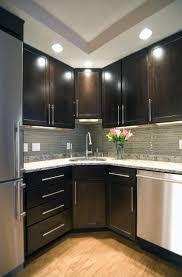 Backsplash For Dark Cabinets Kitchen Backsplash Ideas With Dark Cabinets Garage Victorian