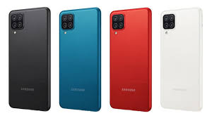 samsung launches the new a12 device in