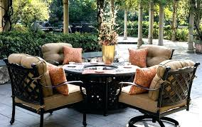 fire pit dining table fire pit dining table set image of outdoor dining table with fire