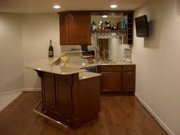 Small Basement Bar Designs | Rob Roy Homes | Examples | Small Projects