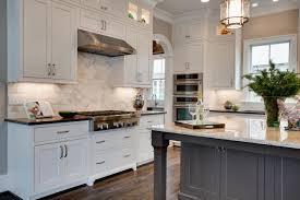 Shaker Kitchen White Shaker Kitchen Cabinets All Home Ideas Make Shaker