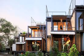 Exotic Tree Houses Exotic Solar And Wind Powered Bangkok Tree House Resort Is A