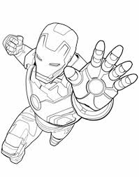 Avengers coloring pages for you to paint colors and have fun every day from our website giving color to black and white pictures. Updated 101 Avengers Coloring Pages September 2020