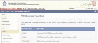 Apec Business Travel Card Malaysia Archives Find Ideas Jobs