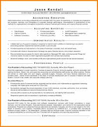 10 Cpa Resume Examples Resign Latter