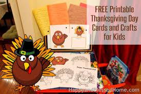 printable thanksgiving greeting cards free printable thanksgiving day cards and crafts for kids