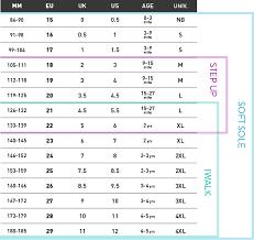 Bobux Size Chart Bobux Daisy Shoe White
