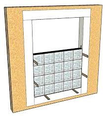 2 slide panel anchors into ends of vinyl spacer located on the top of the lower panel section shim the first panel into prepared opening sized per net