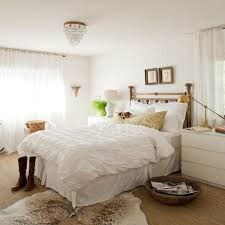 Bedroom white furniture Cottage The Spruce Decorating Bedrooms With White Walls