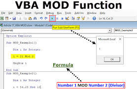 Vba Mod Function Step By Step Guide How To Use Vba Modulo