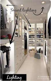 closet lighting. Contemporary Closet Closet Inspiration U0026 Trends U0026 5000 Container Store Giveaway   Honey Weu0027re Home For Lighting