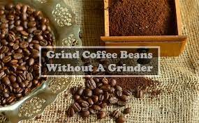 If you don't know how to grind coffee without a grinder, using the roller technique you can at least aim for a uniform result. How To Grind Coffee Beans Without A Grinder Best Coffee Hut