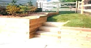 retaining wall ideas retaining wall alternatives retaining wall alternatives concrete sleeper retaining walls