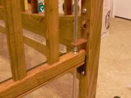 simmons easy side crib. crib setup simmons easy side