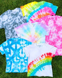 Pretty Tie Dye Designs How To Tie Dye 101 The Neon Tea Party