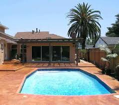 painting concrete around pool painted outdoor concrete around pool concrete pool deck design advice needed landscaping cost to paint concrete pool deck