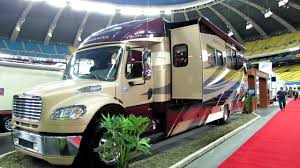 2012 Jayco Embark QX390 MotorHome Exterior and Interior at 2012 Montreal  Recreational Vehicle Show - YouTube