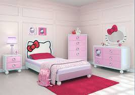 bedrooms for girls hello kitty. Fine Bedrooms Hello Kitty Bedroom Set Throughout Bedrooms For Girls Hello Kitty
