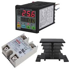 digital pid thermostat temperature controller ssr j s k e 848454036455