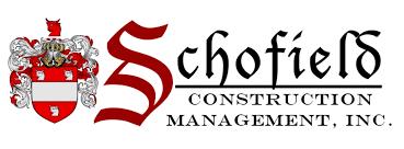 estimates schofield construction management inc schofield construction management inc