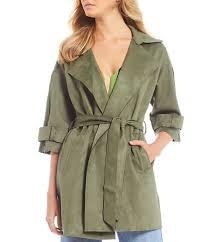 Green Women's Jackets & Vests | Dillard's