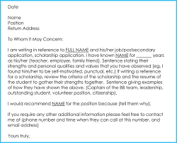 Writing A Reference Letter For Teacher 6 Sample Letters Examples