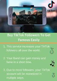 Buy TikTok Followers To Get Famous Easily Mixed Media by Lina Smith