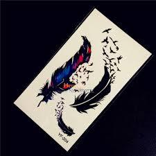 лидер продаж летающий товары для птиц временные татуировки средства ухода за