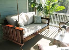 Porch Swing Bed The Daniel Island Swing Bed