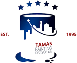 Painting And Decorating Logo Design Amazing Tamas Painting Decorating Interior Exterior Painting Services NJ