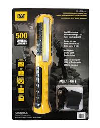 Cat Rechargeable Work Light Charger Caterpillar Cat 500 Lumens Rechargeable Led Work Light
