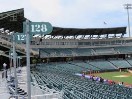 Zephyr Field Seating Chart Shrine On Airline New Orleans Baby Cakes Stadium Journey