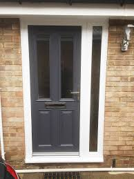 clear glass front door. Delighful Front Altmore Composite Door Design With Simple Clear Glass In A To Front T