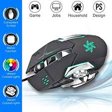 Buy Microware G815 Gaming Mouse 3200DPI 6 Buttons ... - Amazon.in