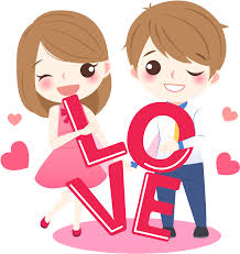 Cute Couple Png Cartoon Drawing Wedding Couple Clip Art Png Download Clip