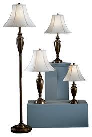 lighting sets. Ashley Furniture Signature Design - Caron Collection Lamp Set Of 4  Floor, Lighting Sets T