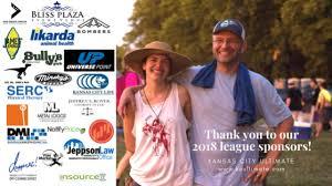Summer Thank You Thank You 2018 Summer League Sponsors Kansas City Ultimate