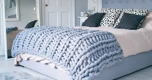 Arm Knit Blanket Pattern Unique You Can Make This Cozy Giant Blanket In Just 48 Hours Bored Panda